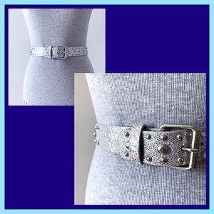 Embroidered Dressy Belt